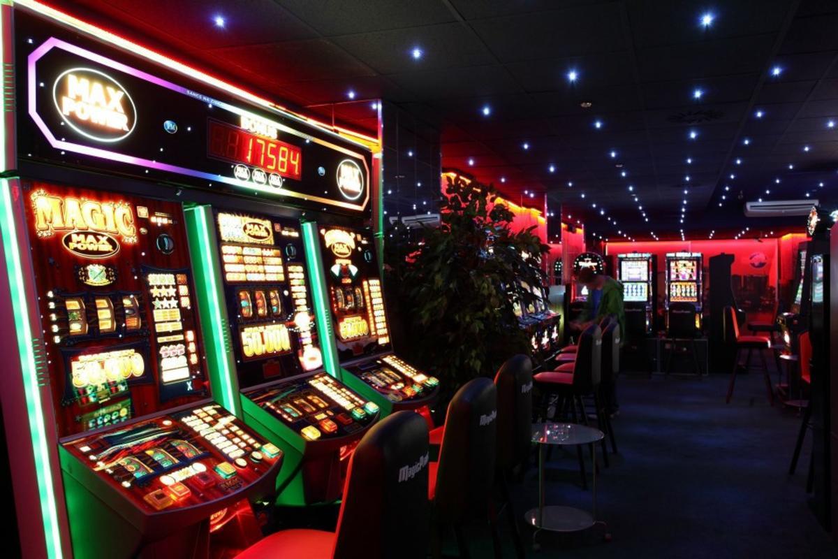 Игровые автоматы с призами в москве